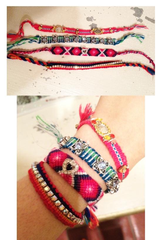 Final bracelets double