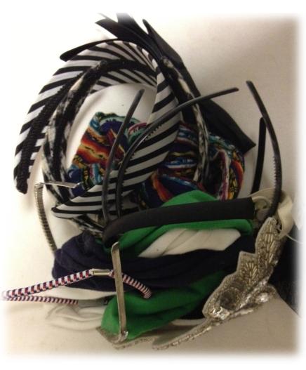 headband collection