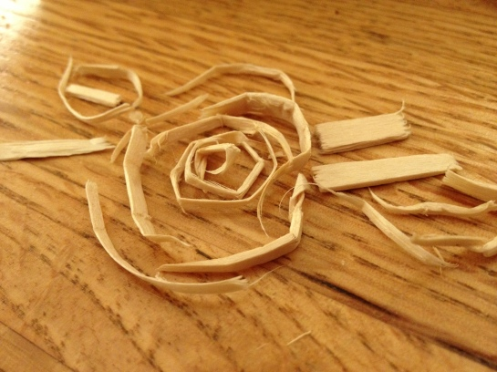 idle hands 1 coffee stirrer rose